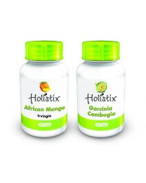 Holistix African Mango 60's & Garcinia 60's (Special Offer)