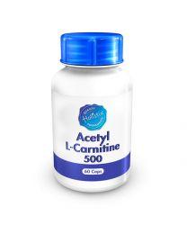 Holistix Acetyl L Carnitine 500mg 60 cap