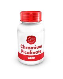 Holistix Chromium Picolinate 200mcg 60 CAP