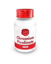 Holistix Chromium Picolinate 200mcg 90 TAB