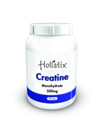 Holistix Creatine Monohydrate 500mg 200 cap