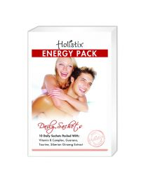 Platinum Pack Energy Pack 10 sachet