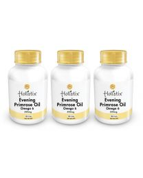 Holistix Evening Primrose Oil 500mg 180 softgel (3pack)