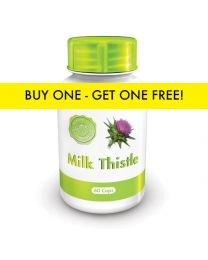 Holistix Milk Thistle Extract 60 cap (Buy 1 Get 1 FREE)