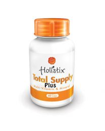 Holistix Total Supply PLUS  60 cap