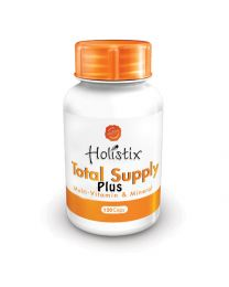 Holistix Total Supply PLUS 120 cap