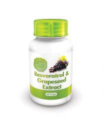 Holistix Resveratrol & Grapeseed 60 cap